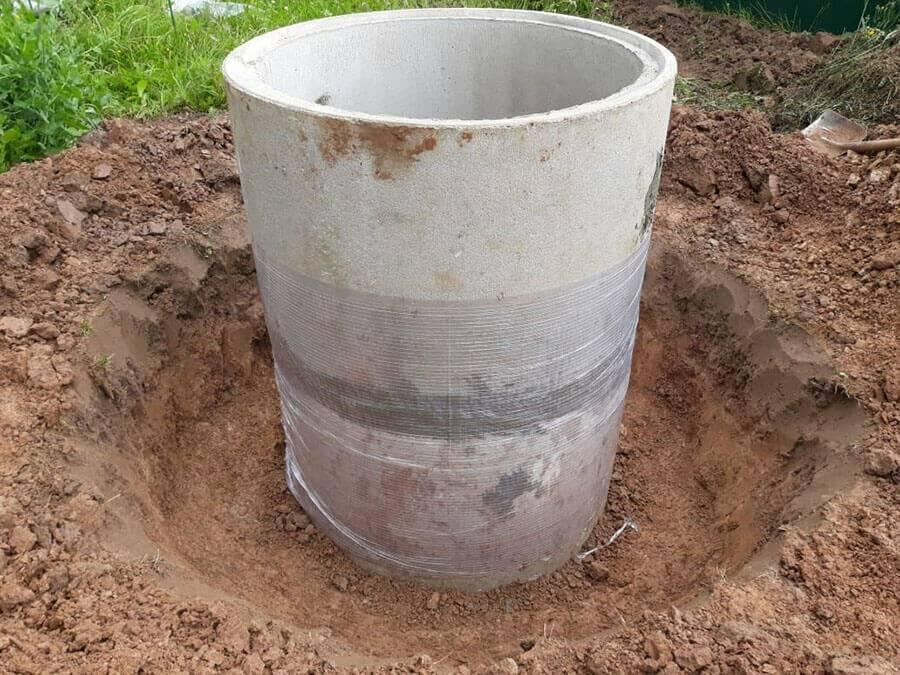 Всегда ли нужно создавать вокруг колодца глиняный замок? Или можно обойтись?