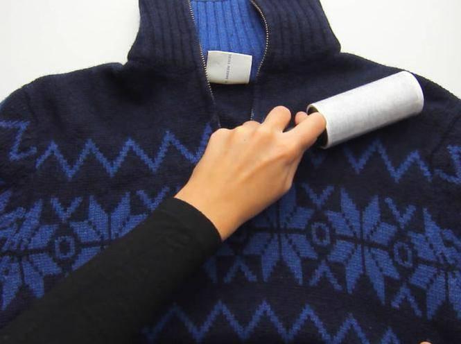 Как убрать катышки со свитера в домашних условиях: несколько способов, как избавиться от некрасивых комочков на любимой вещи