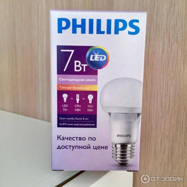 Сравнение светодиодных ламп philips и cree е27, аналогов 100w