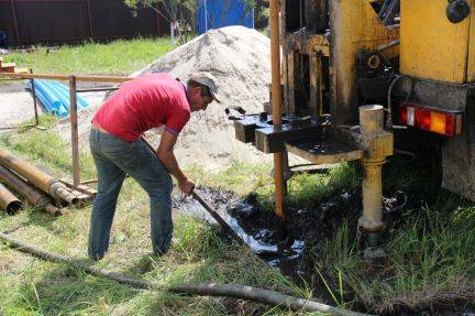 Бурение скважин на воду своими руками: как бурить скважину под воду, ручное бурение без оборудования, как самому сделать, бурим сами, как пробурить, способы