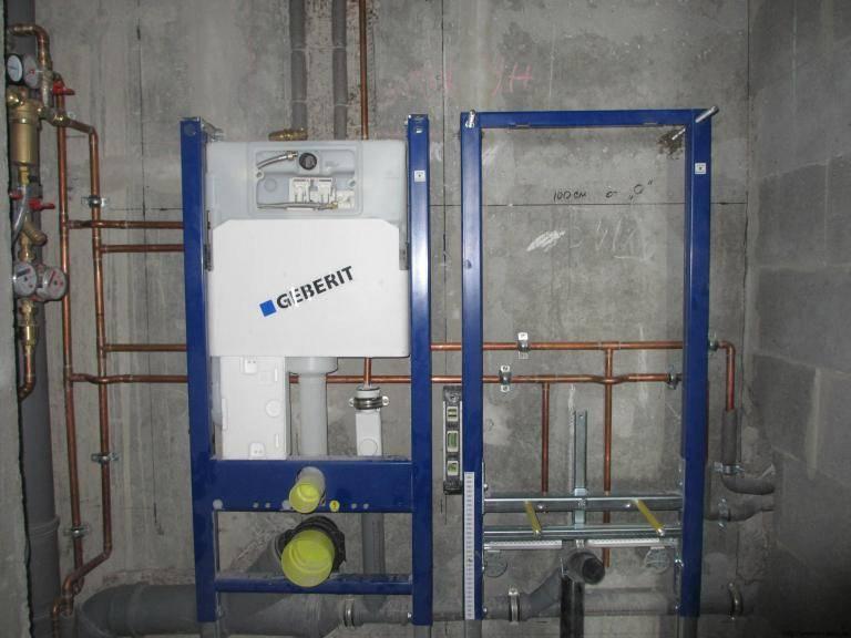 Установка биде и подключение его к канализации - подробная инструкция!