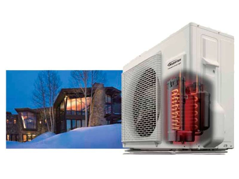 Кондиционер спасает не только от жары: нюансы использования сплит системы для обогрева дома