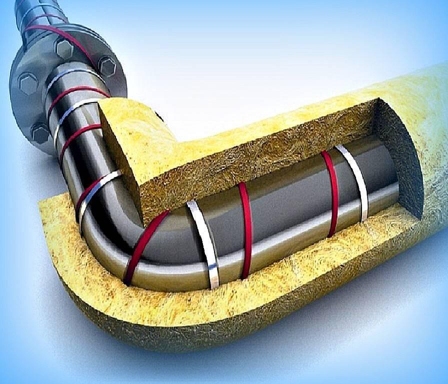 Какой обогрев трубопроводов лучше – обзор нагревательных кабелей и способов их монтажа