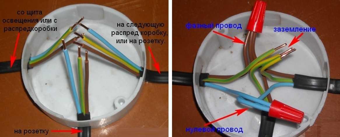 Как из одной розетки сделать две: варианты устройства проводки - точка j