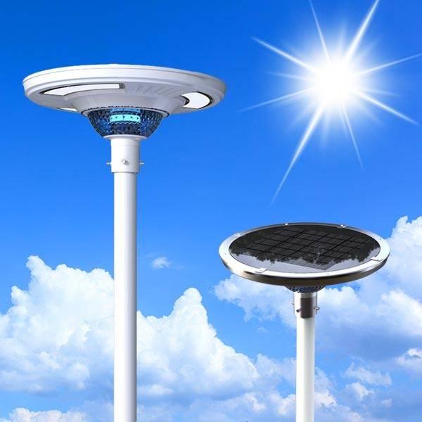 Освещение от солнечных батарей: для чего нужно, популярные модели, декоративные решения