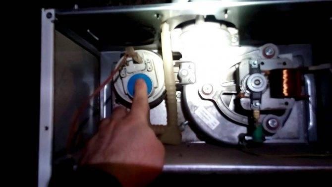Газовый котел беретта. неисправности и их устранение