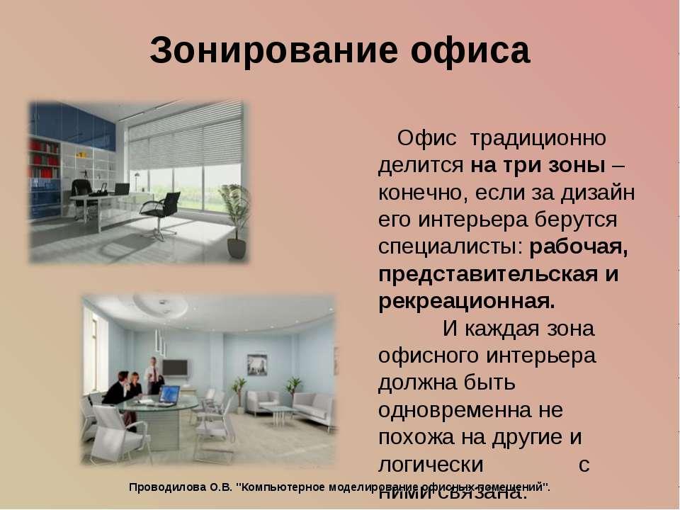 Отделочные материалы для красивого и практичного офисного интерьера