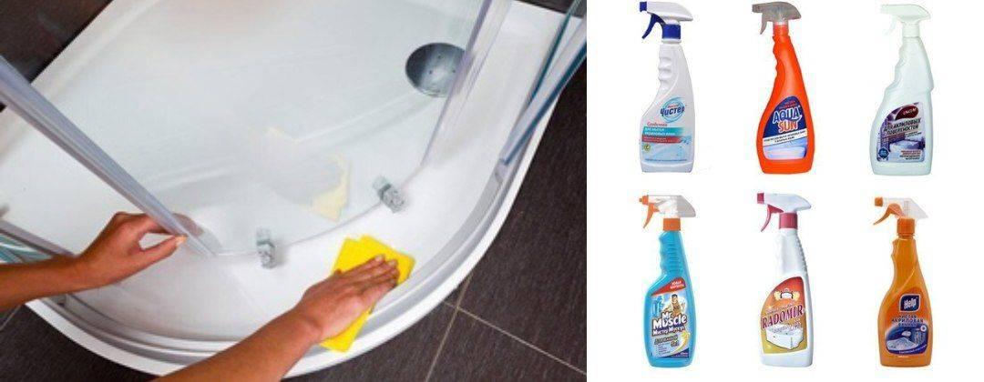 Чем чистить акриловую ванну, какими средствами? :: syl.ru