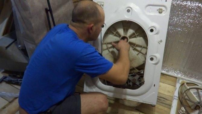 Ремонт стиральных машин своими руками - пошаговая инструкция как отремонтировать машинку-автомат