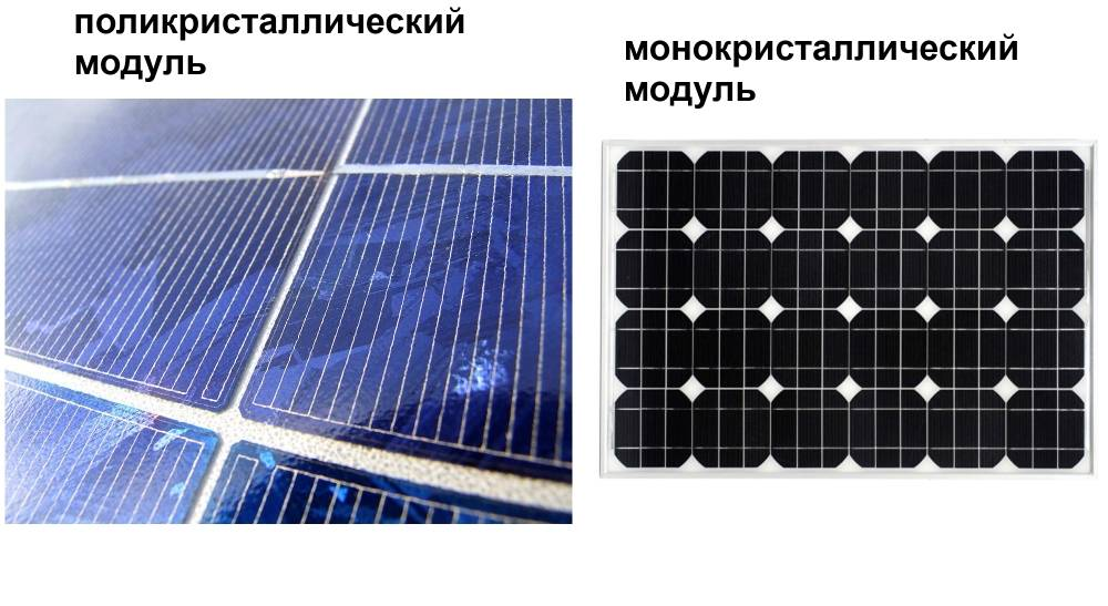 Солнечные батареи для обогрева и электрификации дома