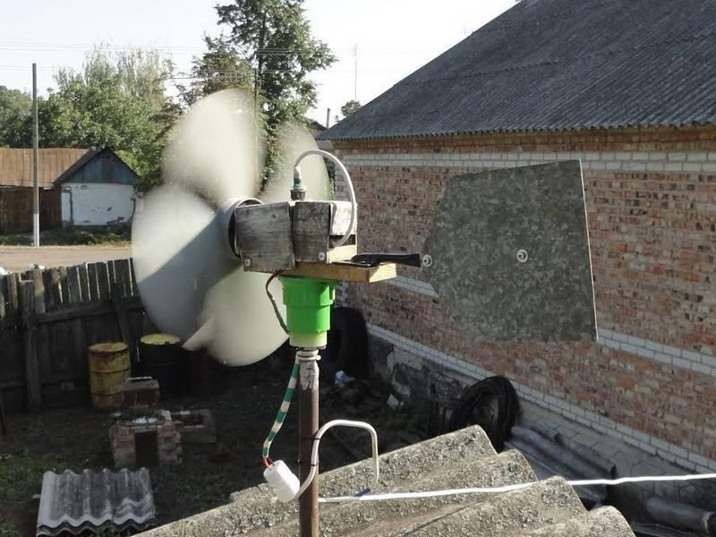 Ветряной генератор своими руками: как сделать, чертежи и все нюансы