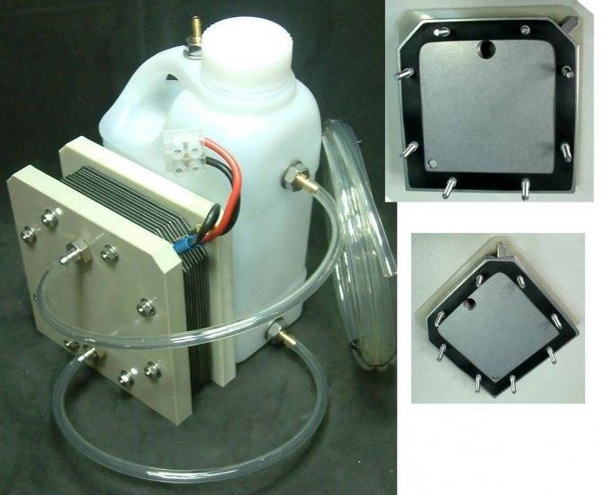Водородный генератор своими руками для отопления дома, схема