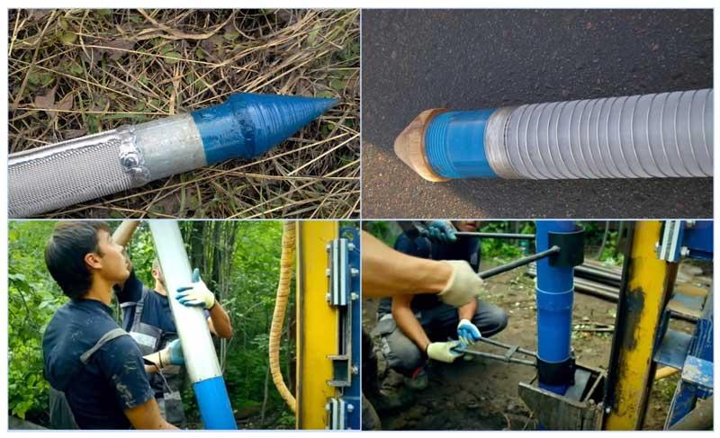 Фильтр для скважины своими руками как сделать самодельный скважинный фильтр