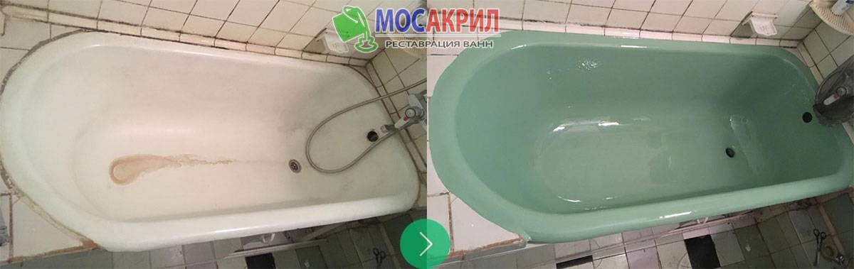 Наливной акрил для ванны: семь популярных составов для реставрации + на что смотреть при покупке