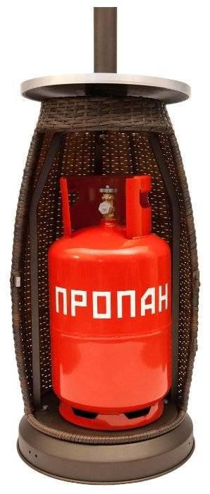 Как выбрать газовый обогреватель для дачи