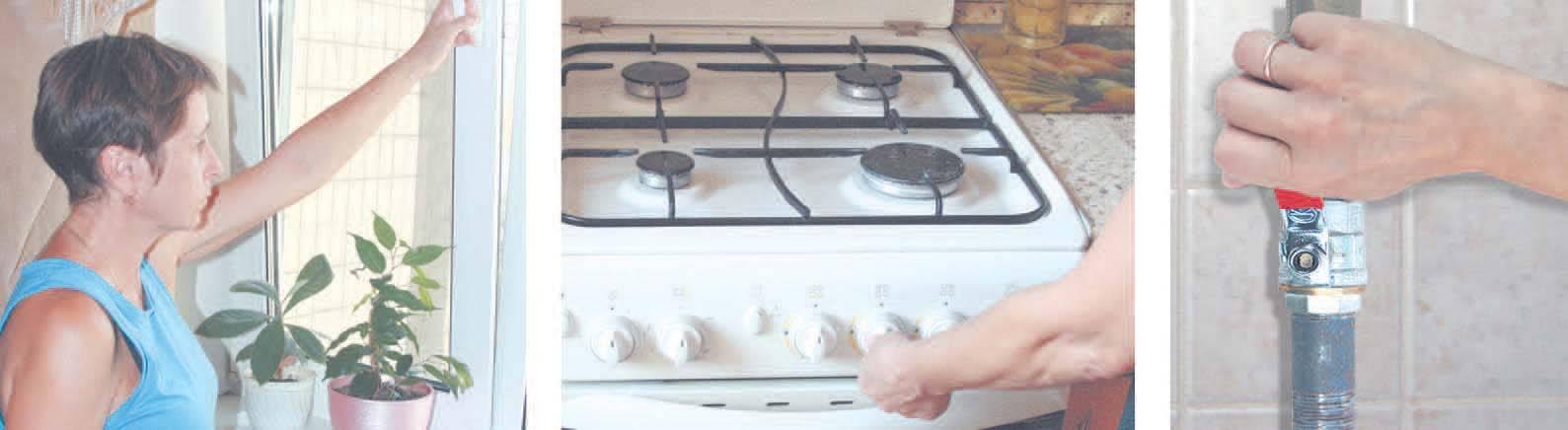 Как отключить газовую плиту на время ремонта, безопасное отключение газовой плиты