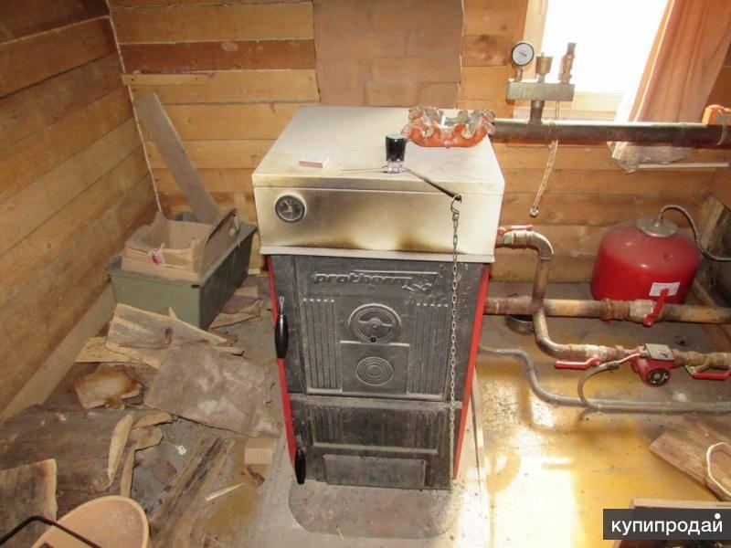 Самодельные котлы для отопления частного дома: рекомендации по изготовлению