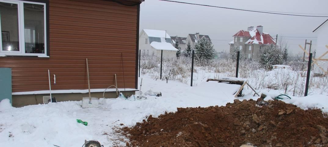 Подготовка септика топас к зиме своими руками