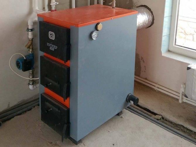 Не нужно бежать в магазин за дорогостоящим оборудованием! как сделать газовый водяной котел своими руками
