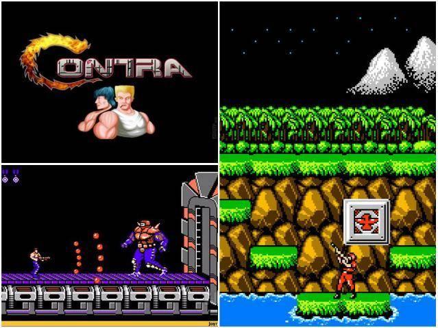 Хорошо ли ты помнишь игры в приставку «денди»?