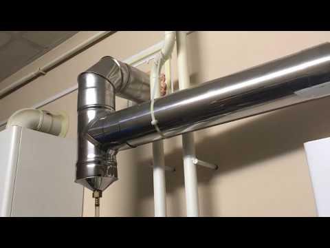 Как избавиться от конденсата в вентиляционной трубе частного дома