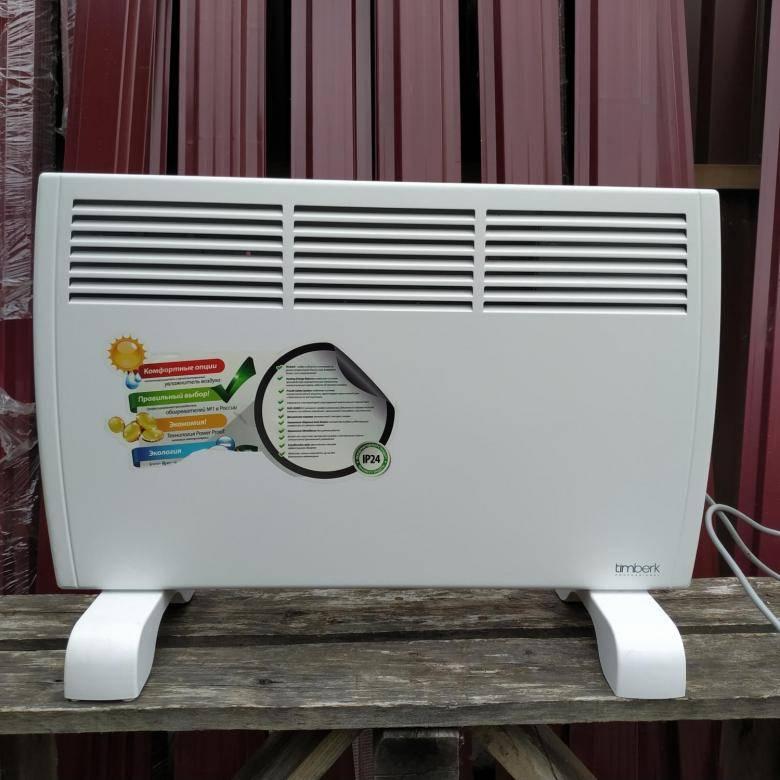 Электрический конвектор timberk с ионизатором: обзор, отзывы