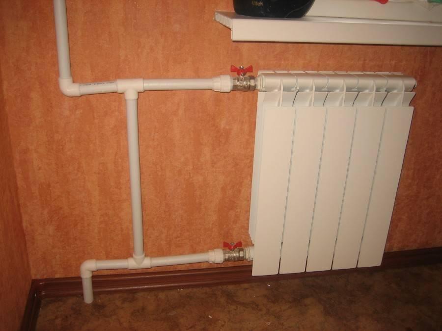 Максимальное количество секций в алюминиевом радиаторе