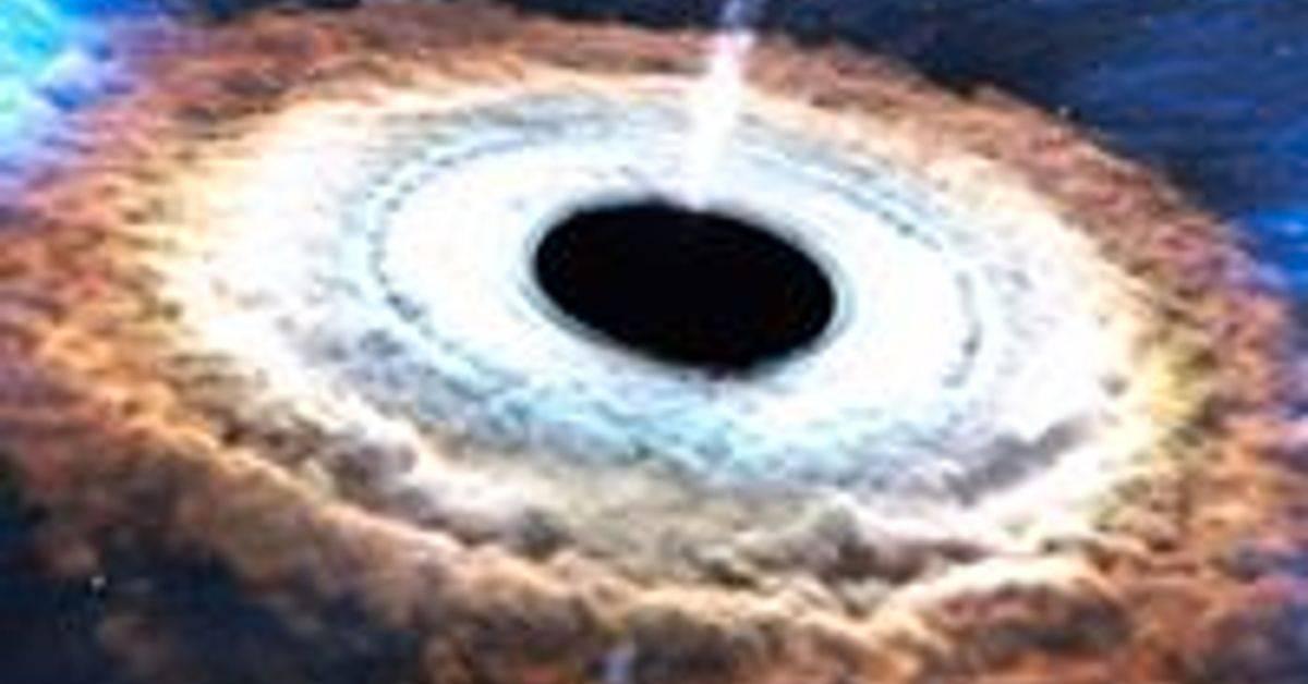 Что будет, если упасть в черную дыру?