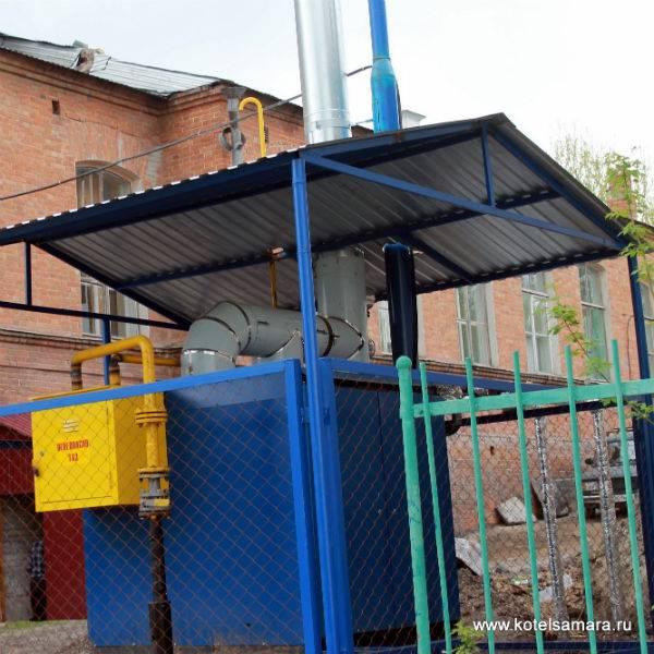 Какие требования к помещению для установки газового котла в частном доме надо выполнять