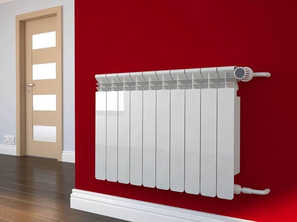 Какие лучше и как выбрать биметаллические радиаторы отопления - виды