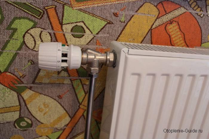 Как подключить терморегулятор для батарей отопления и правильно настроить его