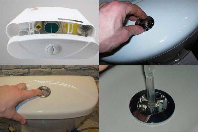 Как снять крышку унитаза (с кнопкой, микролифтом и другие)