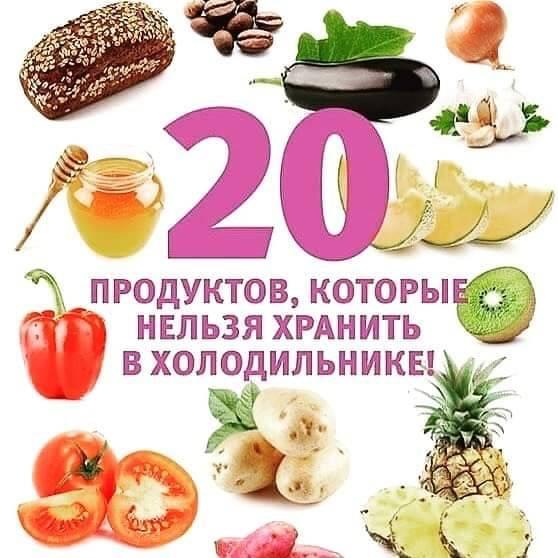 Что нужно хранить в холодильнике кроме продуктов