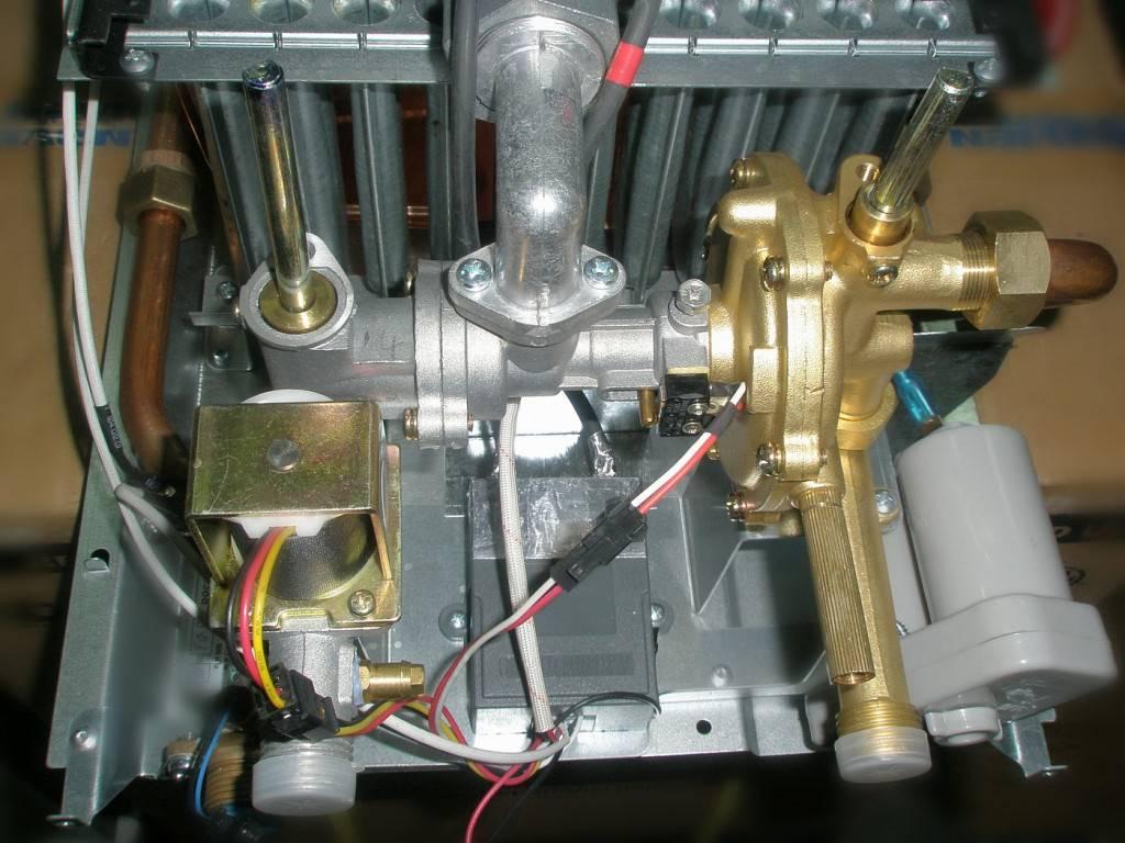 Почему газовая колонка тухнет, гаснет и выключается