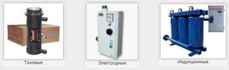 Выбор электрокотла для отопления частного дома - всё об отоплении