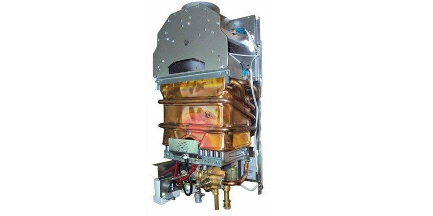 Затухание газовых колонок оазис и вектор: причины возникновения поломок и способы их устранения