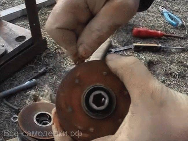 Как починить крыльчатку насоса | авто брянск