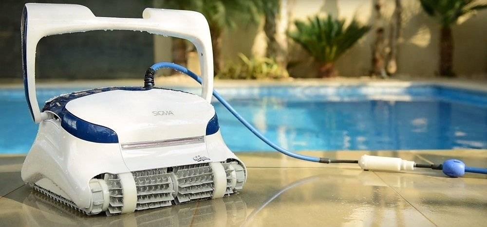 Обзор пылесосов для бассейна: технические характеристики, цены, отзывы покупателей
