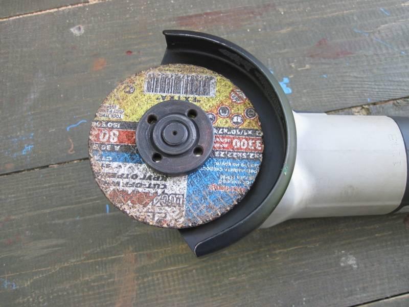 Как правильно ставить отрезной диск на болгарку — ваша техника