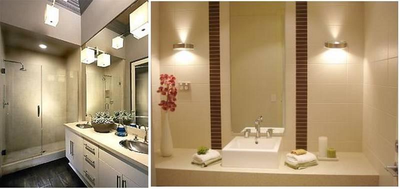 Как выбрать светильники для ванной комнаты: какой лучше и почему? Сравнительный обзор