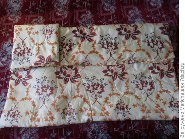 Как сшить покрывало на кровать из портьерной ткани: выбор материала, дизайн, мастер-класс пошива