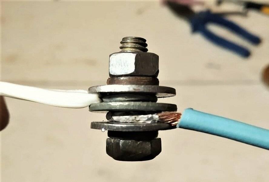 Как лучше соединить медный и алюминиевый провод - советы электрика