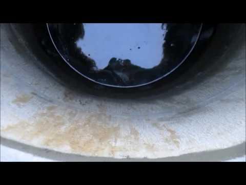 Причины помутнения и методы очистки воды из скважины