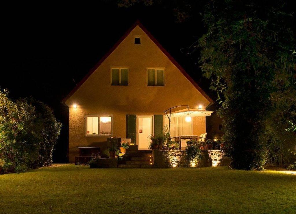 Декоративное освещение: уникальный световой дизайн