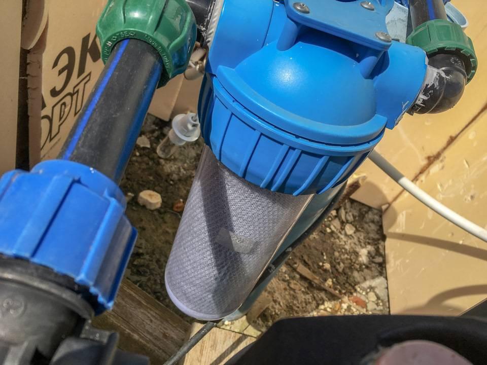 Магистральный фильтр для воды для частного дома и дачи: какой лучше для очистки, как выбрать и правильно установить?