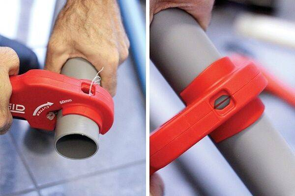 Чем резать полипропиленовые трубы: виды труборезов, советы по выбору, чем резать не стоит