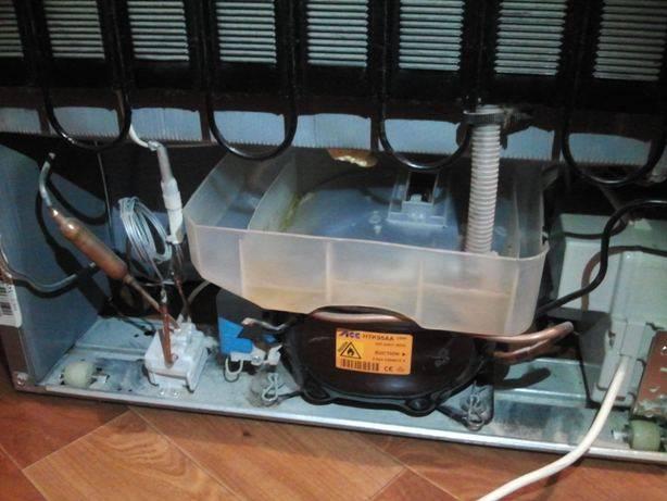 Холодильник не морозит: работает, не не охлаждает – причины и способы ремонта