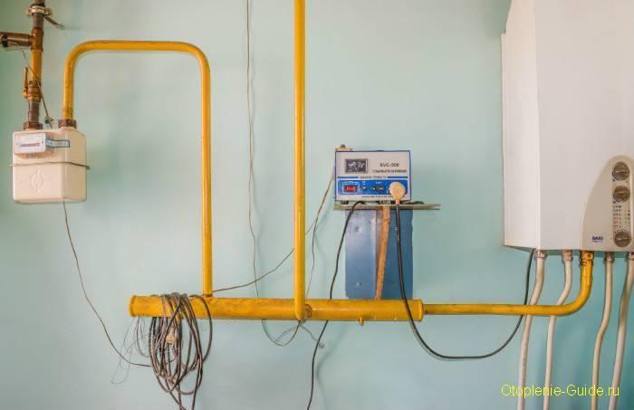 Выбираем лучший стабилизатор напряжения для газового котла