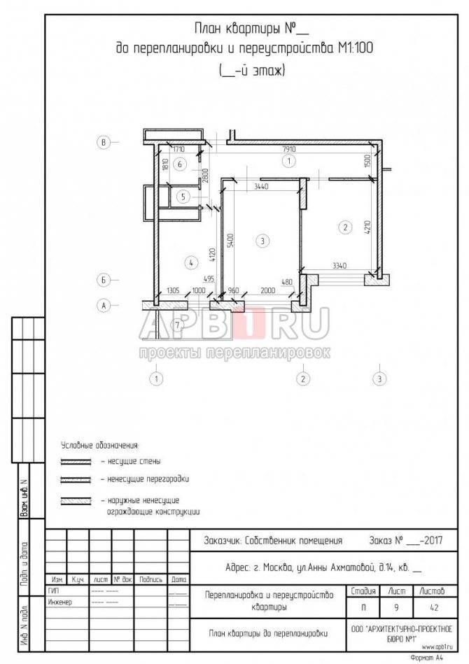 Законна ли перепланировка квартиры: объединение кухни и комнаты — finfex.ru