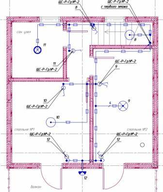 Как провести электропроводку в деревянном доме своими руками: внутренняя разводка согласно пуэ, правила прокладки кабеля по деревянным конструкциям, подробные схемы